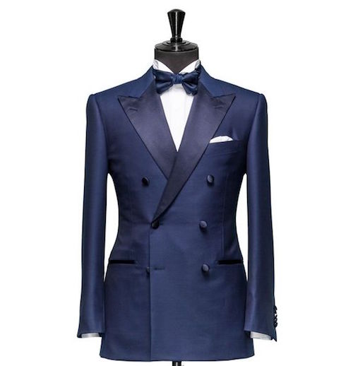 Learn How To Wear A Double Breasted Suit